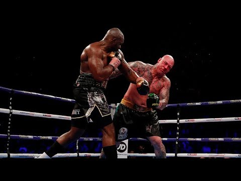 BOXING@ THE 02 ARENA 24TH 03 2017 post fight analysis