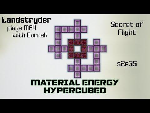 Secret of Flight - Landstryder plays Material Energy Hypercubed