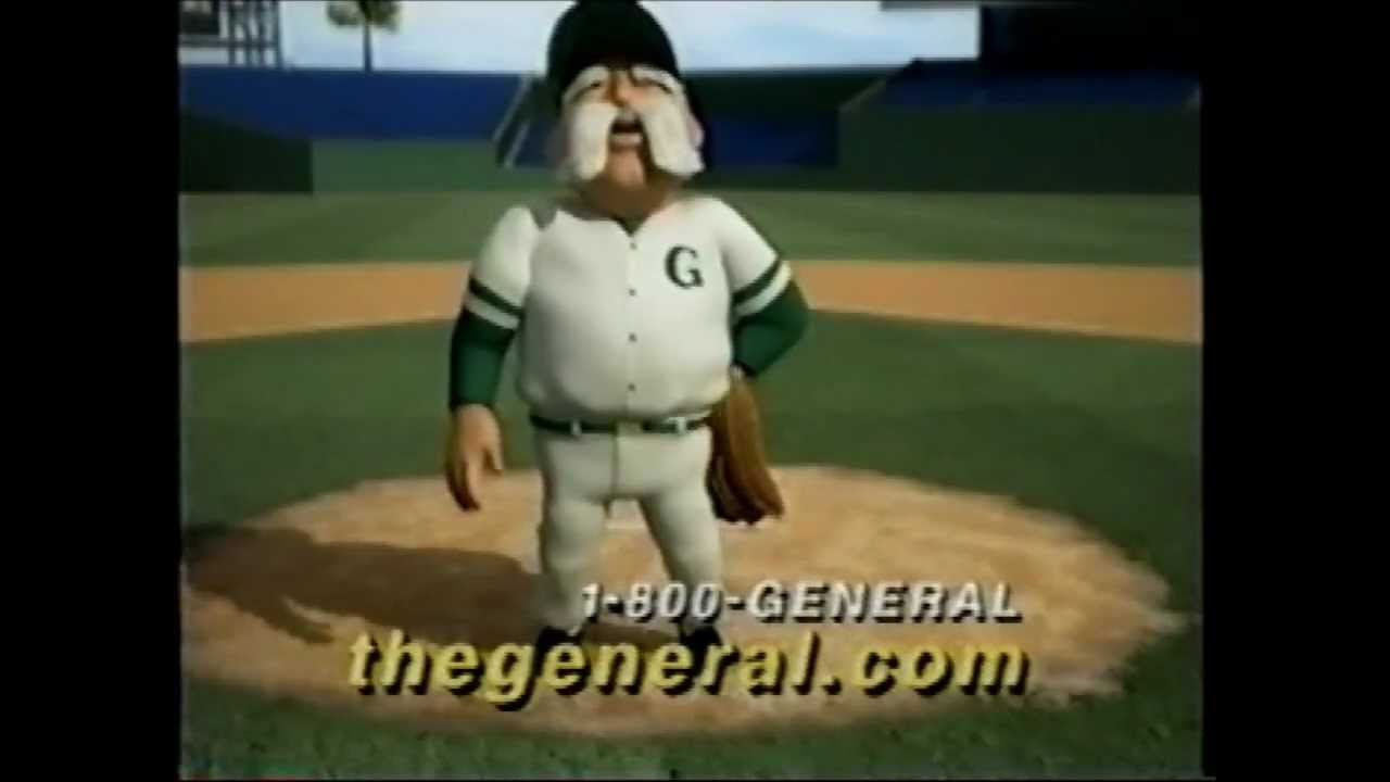 The General Insurance Commercial - YouTube