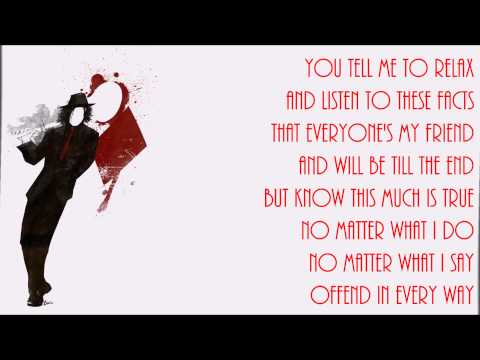Offend in Every Way Lyrics - The White Stripes