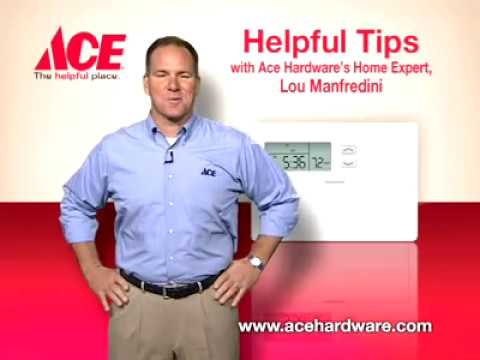 How to Conserve Energy - Ace Hardware
