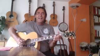 Reinhard Mey - Kaspar Hauser (Acoustic Cover Uwe Sternberg)