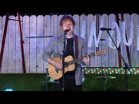 Ed Sheeran - All Of The Stars (Live at...