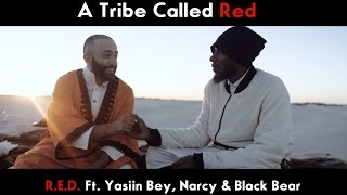 A Tribe Called Red - R.E.D. (Trailer 2) Ft. Yasiin Bey, Narcy & Black Bear