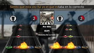 GUFI - Por Ella [chart Preview]