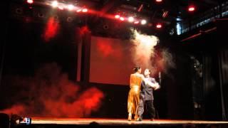 Muestra Pina Beccari - El escondite de Hernando - Tango