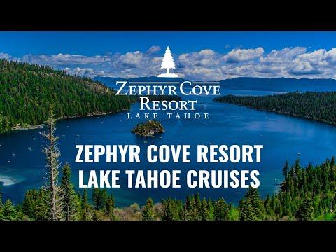 Zephyr Cove Resort   Lake Tahoe Cruises