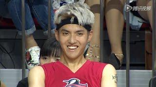 [HD] [FULL] 160910 Kris Wu focus ★ Tencent All Star Basketball Game