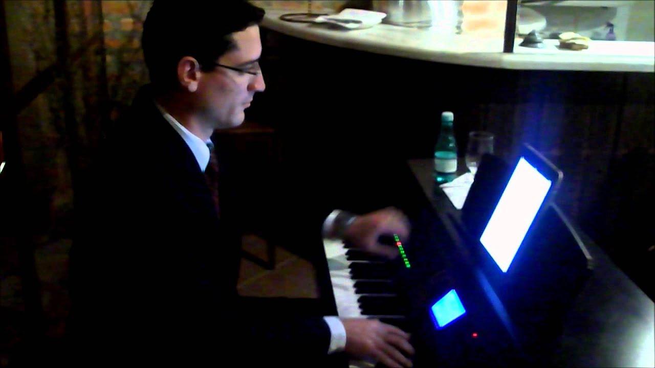 Você Não Me Ensinou A Te Esquecer Tocada Ao Piano