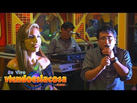 VIDEO: A FLOR DE CUMBIA - Mix Morenadas 2017 - En Vivo - WWW.VIENDOESLACOSA.COM
