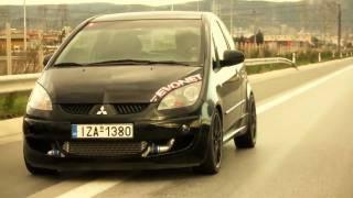 видео Mitsubishi Colt