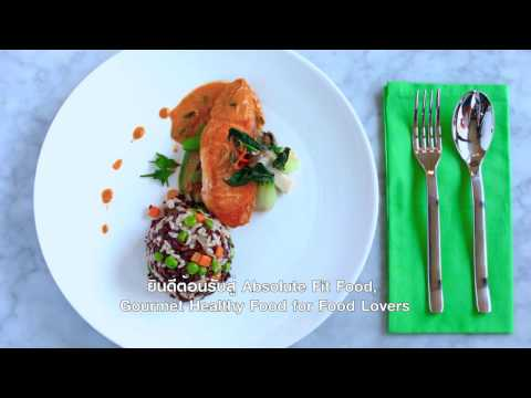 Absolute FitFood - THE BEST & ONLY GOURMET HEALTHY FOOD