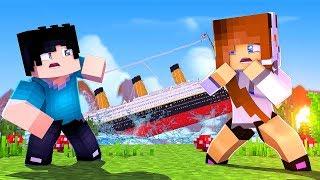Minecraft: SKYWARS - TITANIC NO MINECRAFT!
