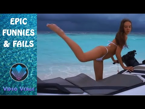 Epic Funnies & Fails #2 ✖️ Fun in the Water