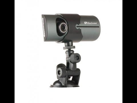 2 х канальный видеорегистратор с GPS треккингом Blackview X200 DUAL GPS