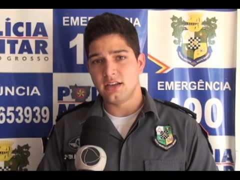 Polícia Militar prende dois suspeitos de furtos e apreende menor com droga em Confresa