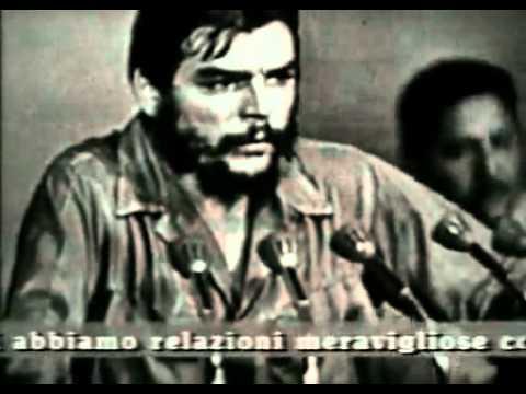 Discurso Che - Discorso Che Guevara