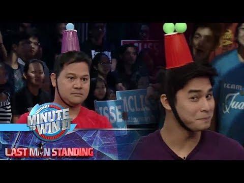 Head Bounce   Minute To Win It - Last Man Standing