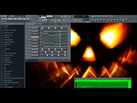 Chris Brown ft. Afrojack - As Your Friend (FL Studio Remake)