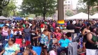 Lincoln Park Music Festival Newark NJ - House Music Lou Gorbea