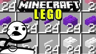 LEGO ÉPICO Para CONSTRUIR en Minecraft - Billund MOD