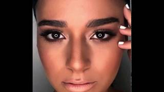Kim Kardashiam look alike makeup tutorial