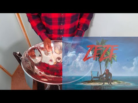 Steel Drum ZEZE Challenge - Finally By A Professional