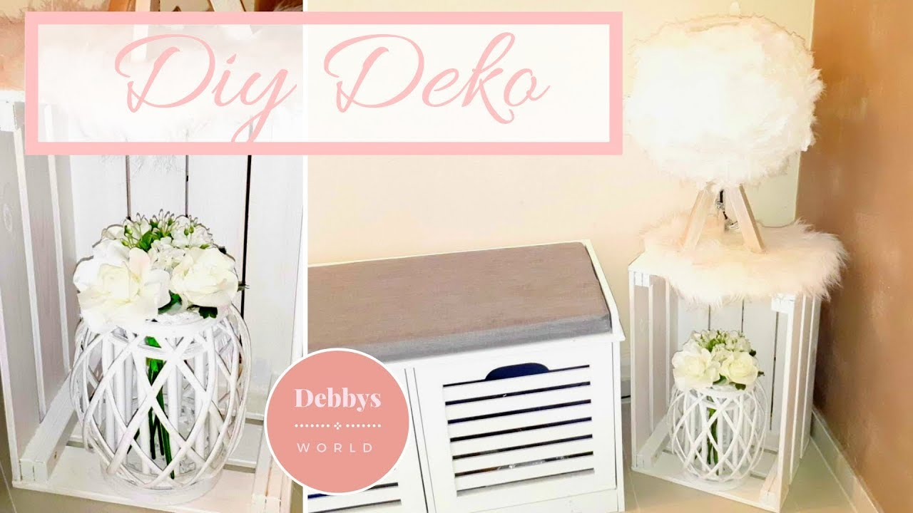 DIY Deko Ideen Für Zuhause | Do It Yourself |