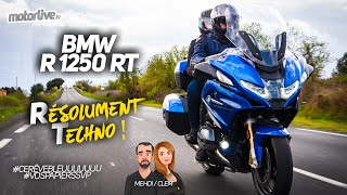 BMW R 1250 RT 2021 I TEST MOTORLIVE