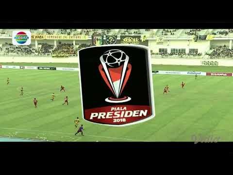 Piala Presiden 2018 : Gol Kedua Fernando Rodriguez Mitra Kukar FC (2) vs Martapura FC (0)