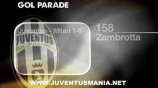 Juventus' 165 best goals ever, Part 1