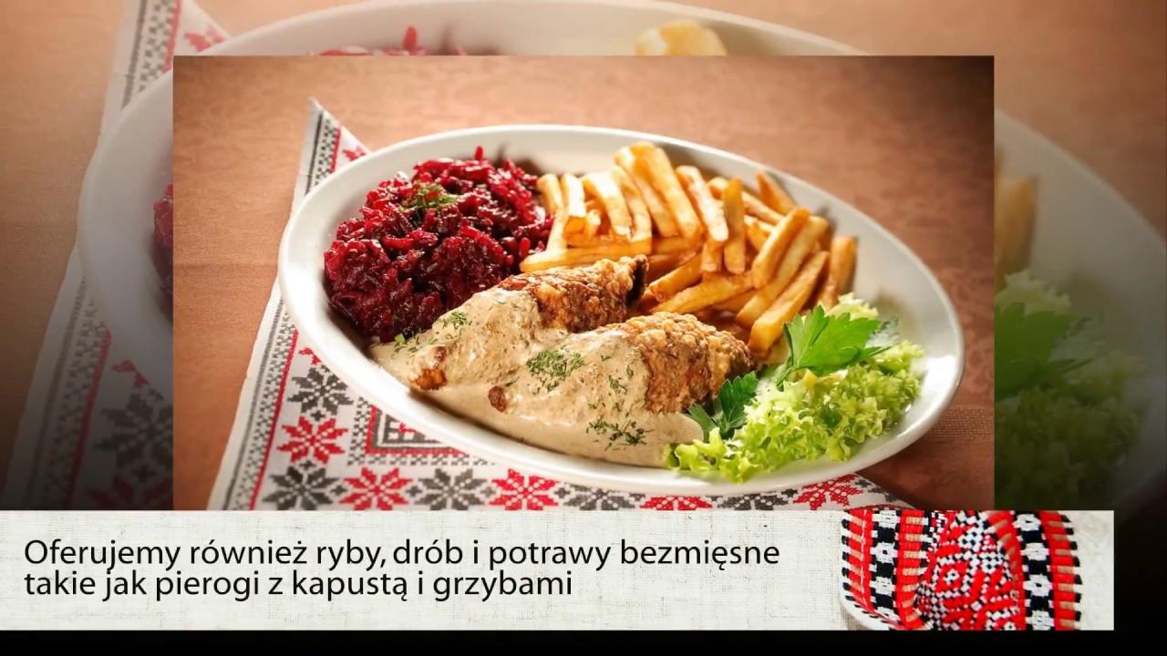 Restauracja Wschodnia Kuchnia Ukraińska Kraków Smak Ukraiński