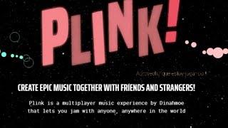 Una musica rapida en Plink!