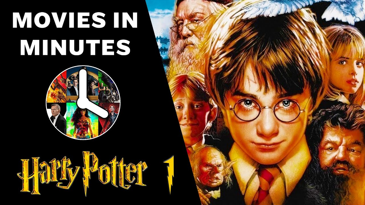 Download [#1] Harry Potter and the Philosopher's Stone in 3 Minutes (Movie Recap)