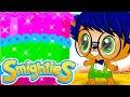 Smighties - Yummy Ice Creams & Cakes Challenge Cartoons | Funny Cartoon Video | Cartoons for Kids