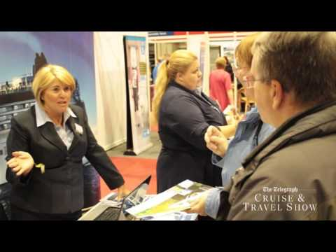 Telegraph Cruise & Travel Show - 17th & October 2015