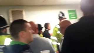 Leeds Fans At Half Time Singing Lets Go Fuckin Metal Against Middlesbrough 16 08 2014 At Elland Road