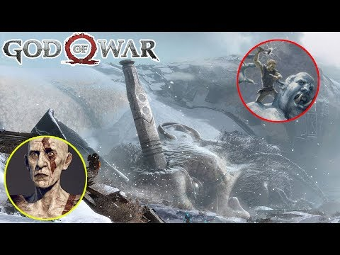 God of War: ¡Identidad del Gigante...