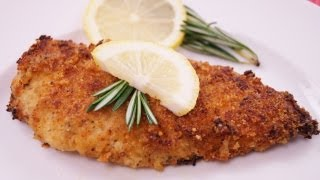 Crispy Lemon Garlic & Rosemary Chicken Recipe: Oven Baked! Diane Kometa-dishin' With Di Recipe #103