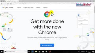 Gambar cover Cara Download & Install Google Chrome untuk Windows 10