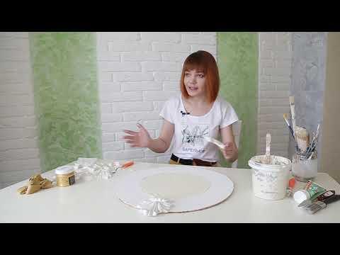Суспільне. Тернопіль: Тернополянка робить годинники із шпаклівки і гіпсу