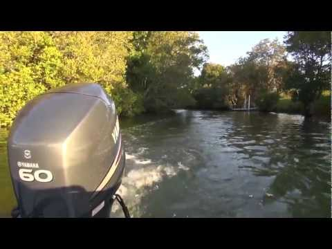 Boating & Fishing on Hastings River, Port Macquarie