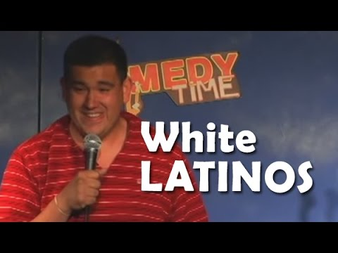 White Latinos (Stand Up Comedy)