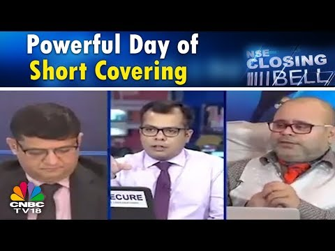 Closing Bell - 25th May | Powerful Day of Short Covering; Midcaps Outperform | CNBC TV18