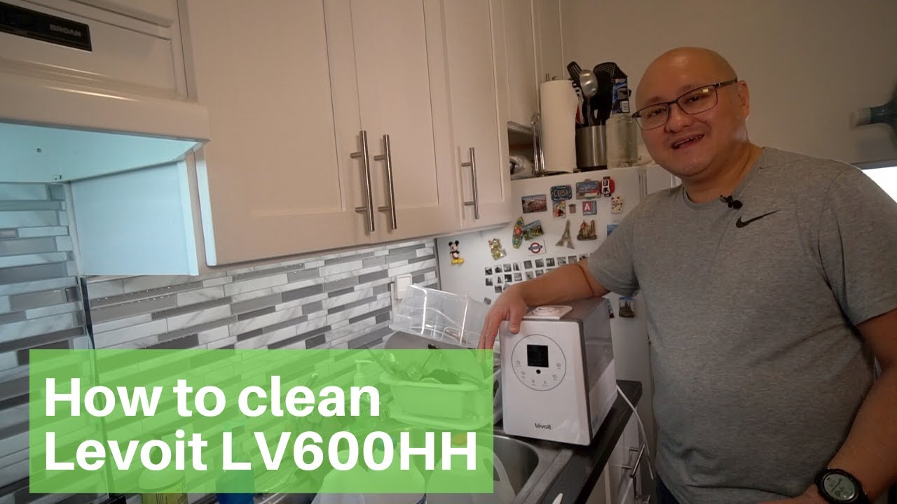 Levoit cleaning: How do you clean a Levoit LV600HH