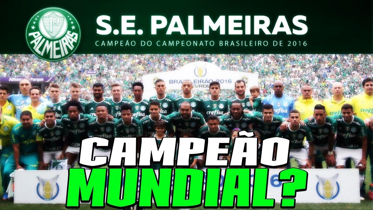 666294dcbd FIFA CHAMOU PALMEIRAS DE PRIMEIRO CAMPEÃO MUNDIAL! - YouTube
