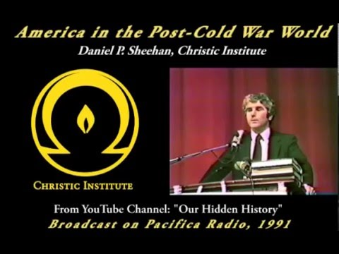 The Christic Institute: America in the Post-Cold War World