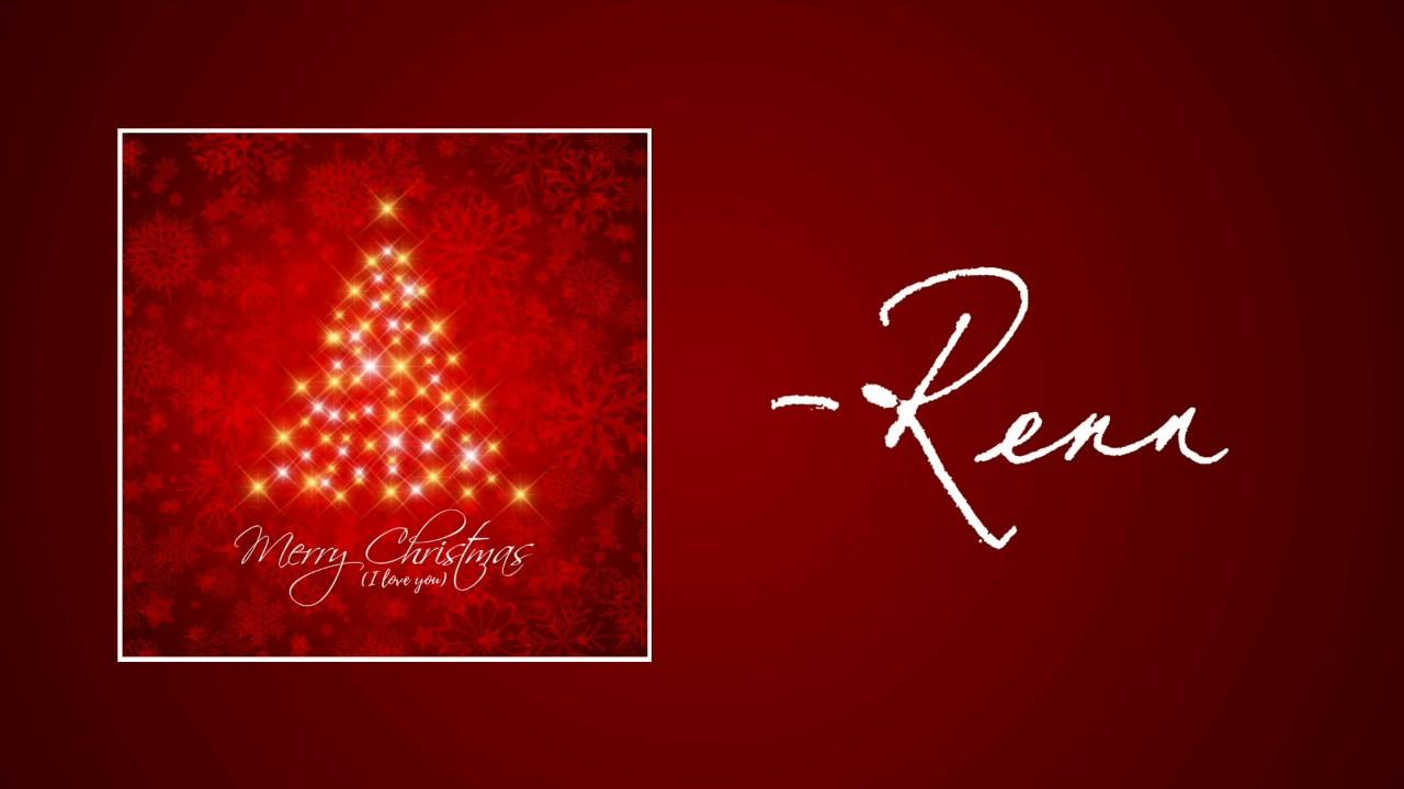 Merry Christmas I Love You.Merry Christmas I Love You