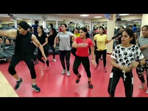 CHOGADA TARA || ZUMBA FITNESS || DANCE WORKOUT || BOLLYMIXWITHRK ||  LOVERATRI |