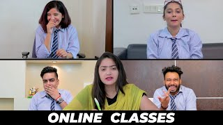 ONLINE CLASSES || Classes in 2020 || Ft. Rachit Rojha, BakLol Videos || Aashish Bhardwaj